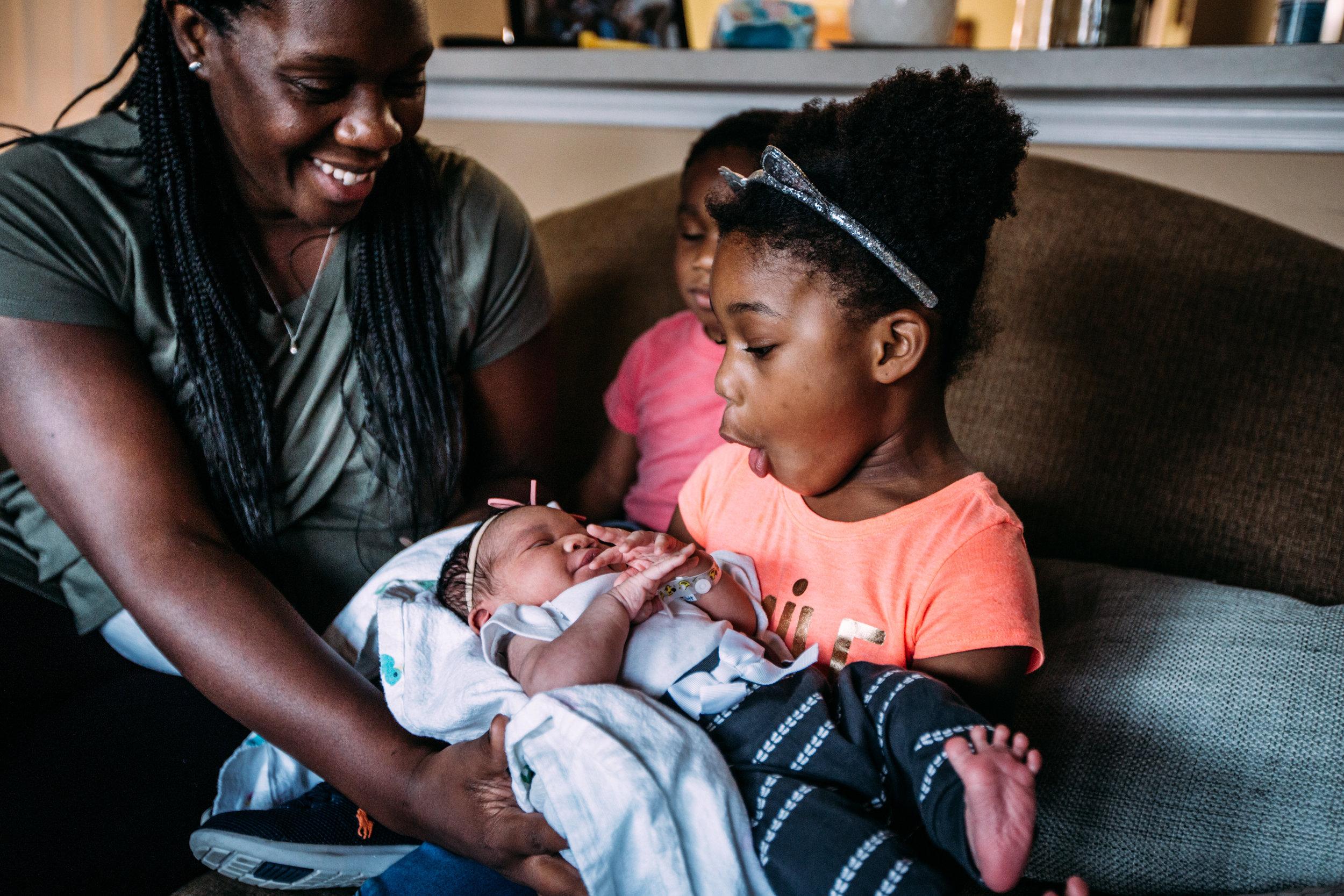Baby Jackson - Newborn