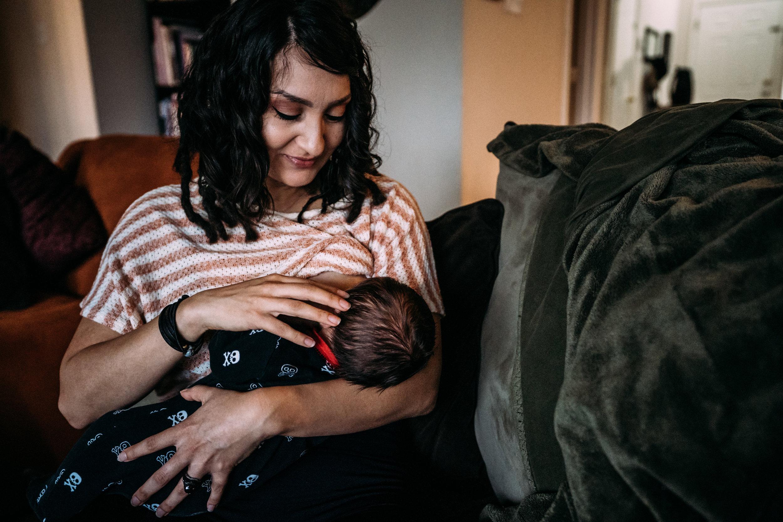Documentary Family Photographer in Houston - Carter Newborn-09846.jpg