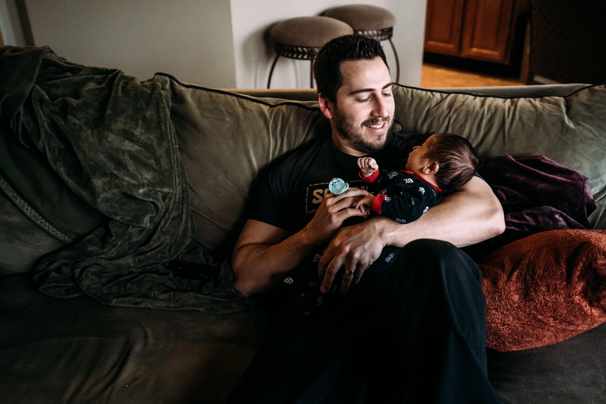 Documentary Family Photographer in Houston - Carter Newborn-09912.jpg