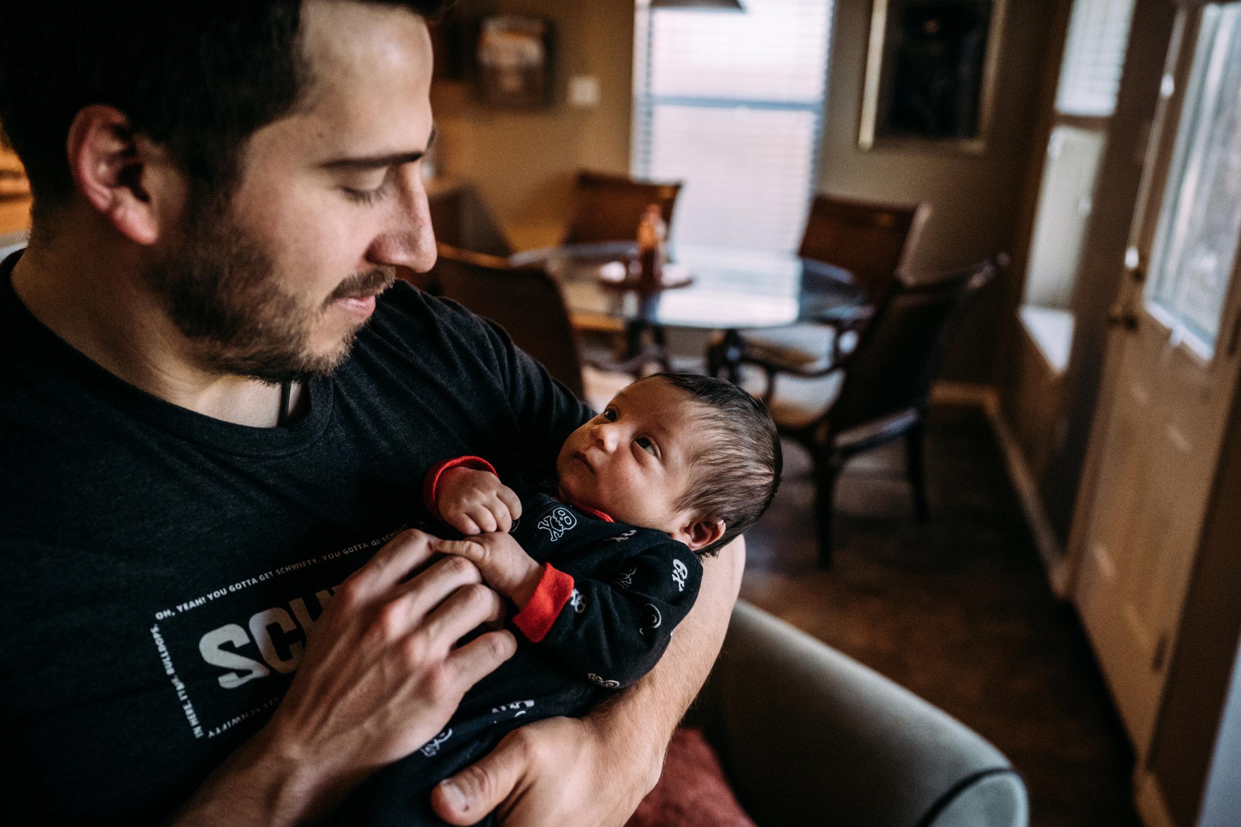 Documentary Family Photographer in Houston - Carter Newborn-09952.jpg