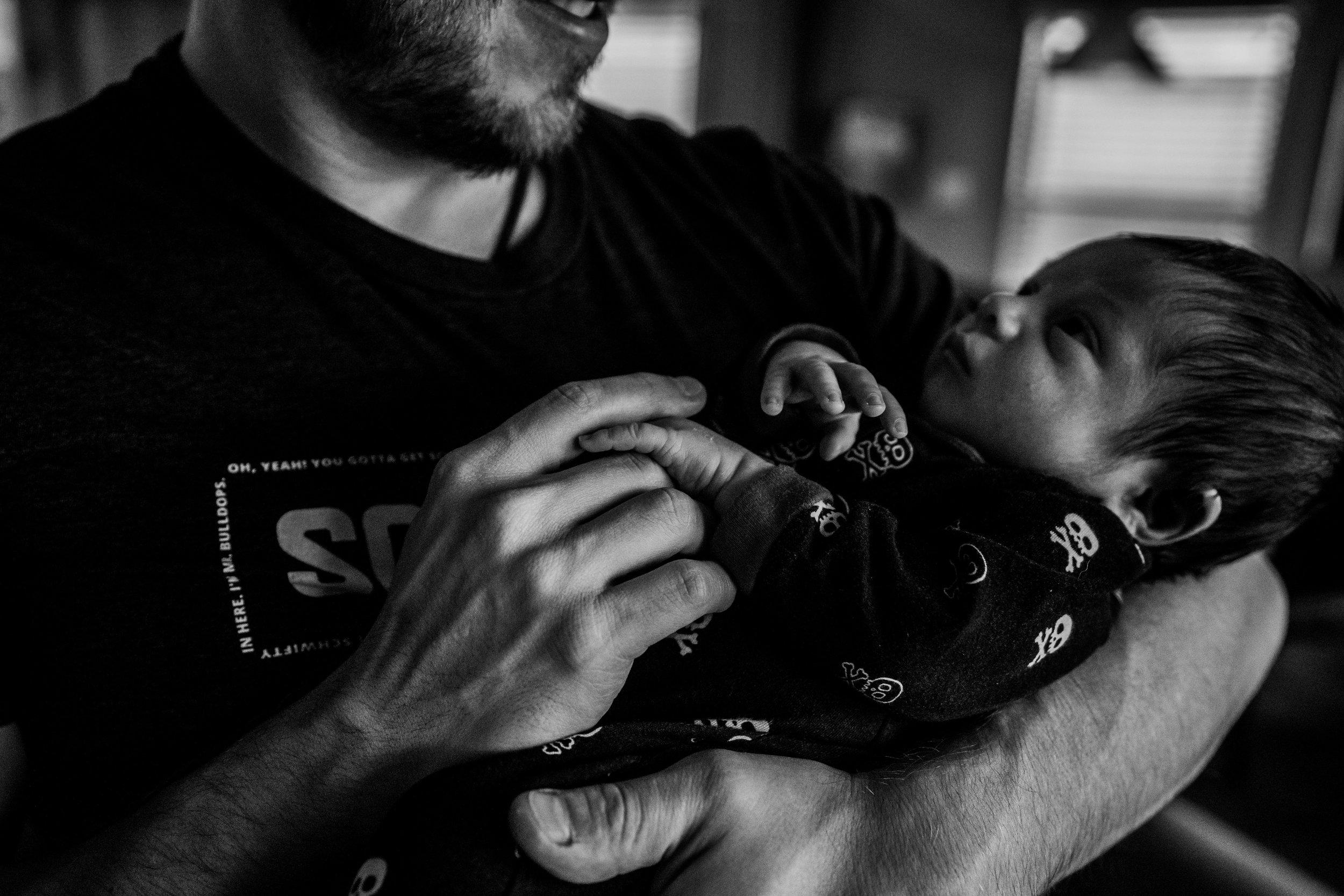 Documentary Family Photographer in Houston - Carter Newborn-09960.jpg