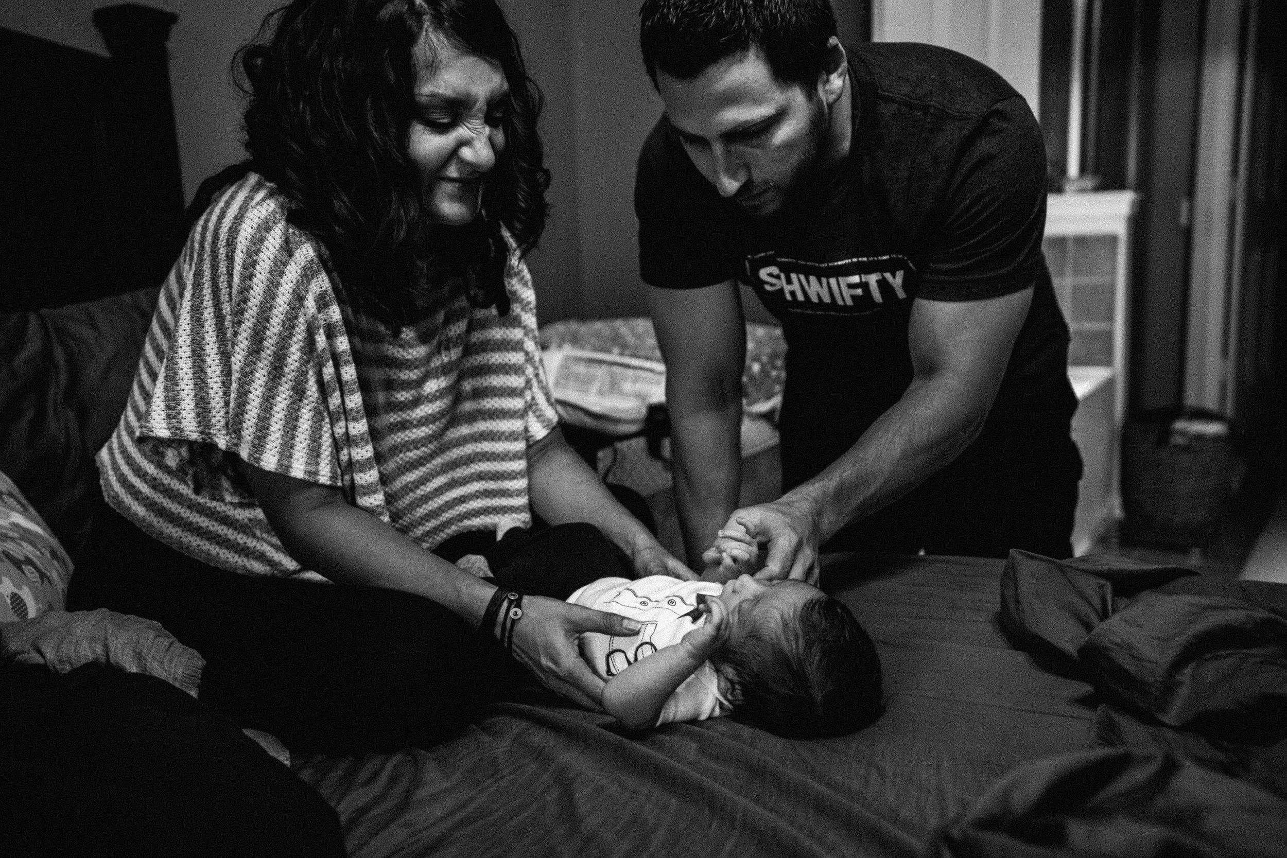 Documentary Family Photographer in Houston - Carter Newborn-00027.jpg