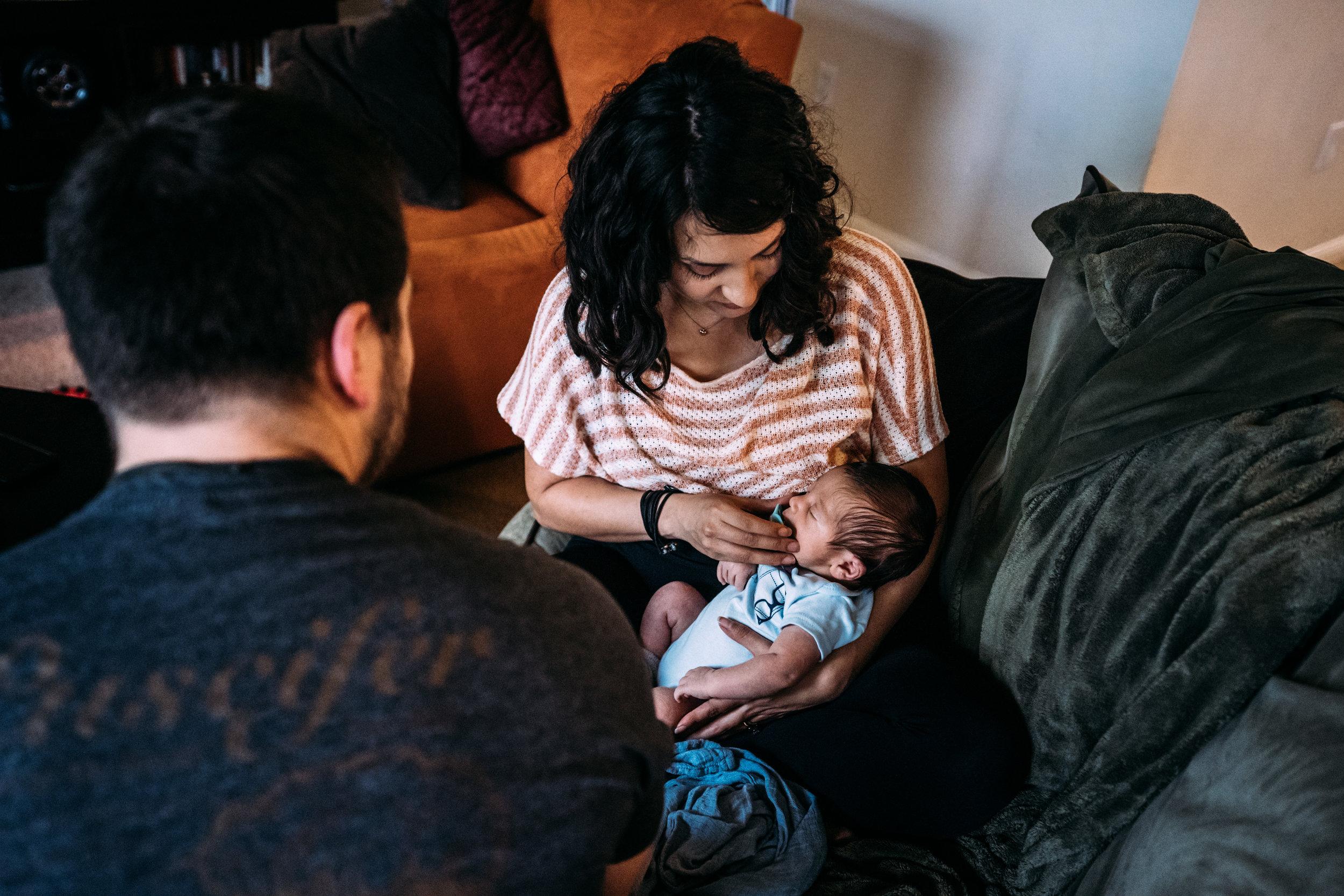 Documentary Family Photographer in Houston - Carter Newborn-00468.jpg