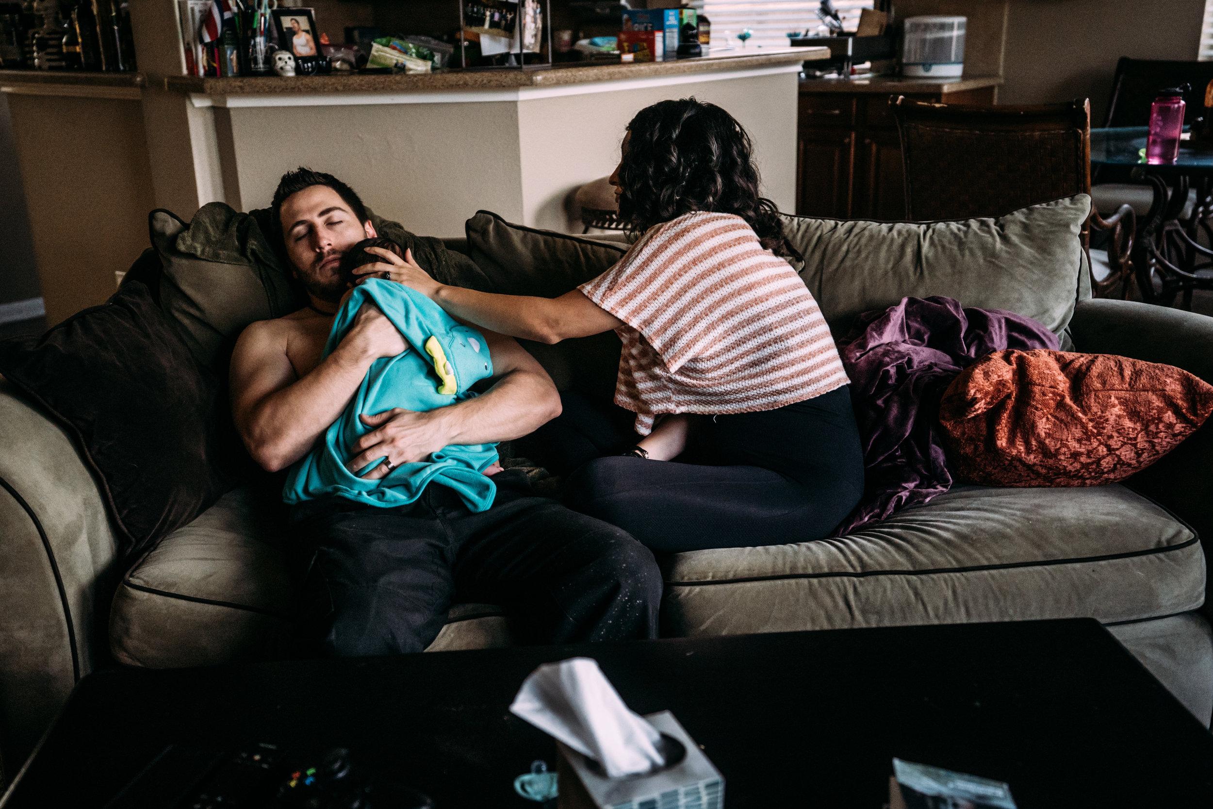 Documentary Family Photographer in Houston - Carter Newborn-00860.jpg