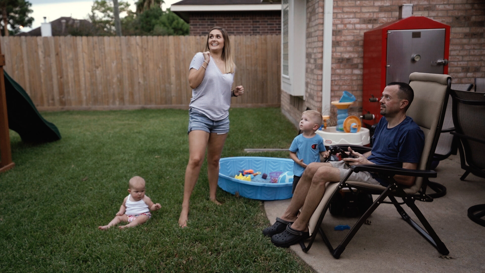 houston family photography - doyle family