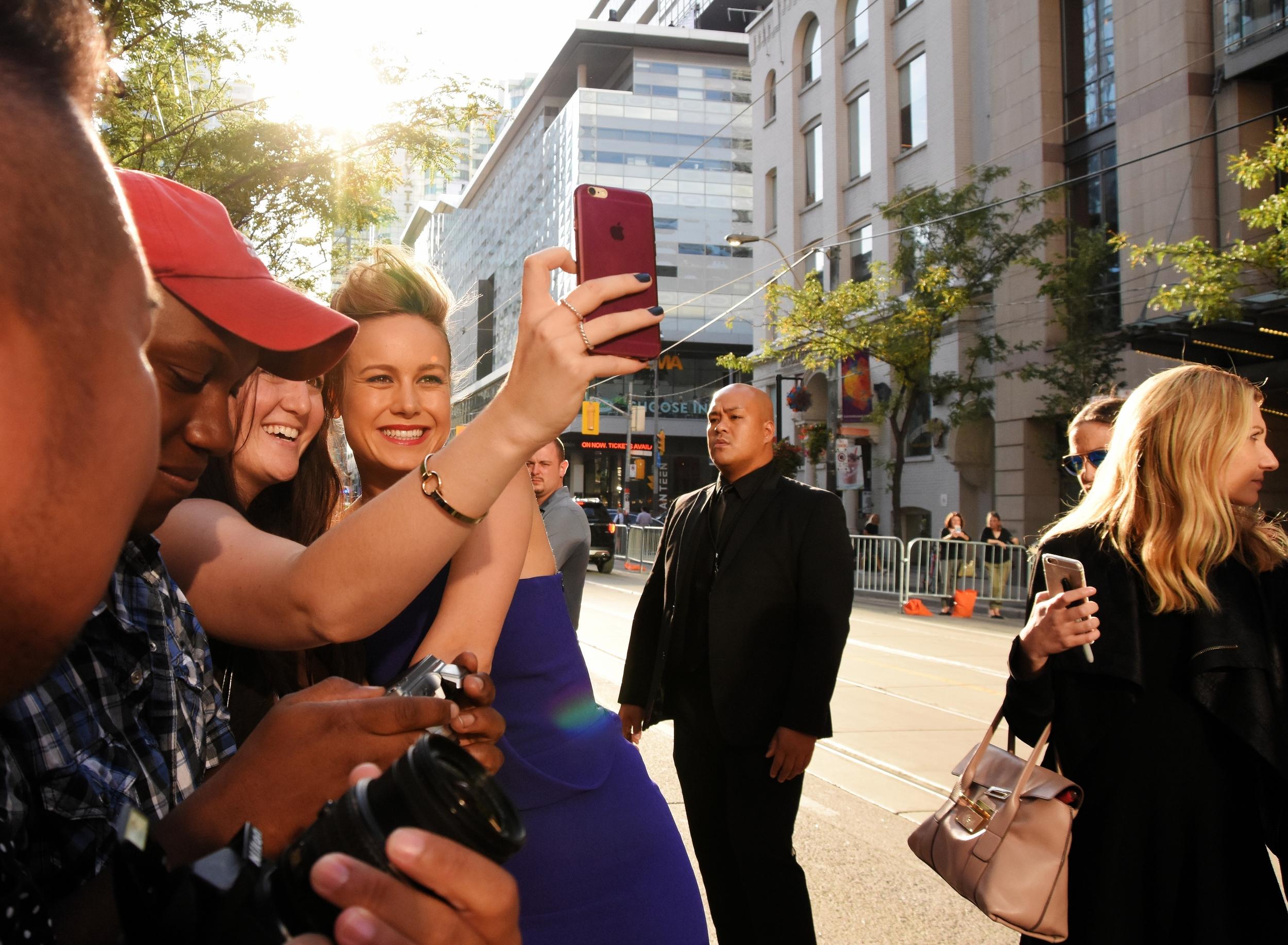 Brie Larson, Actress