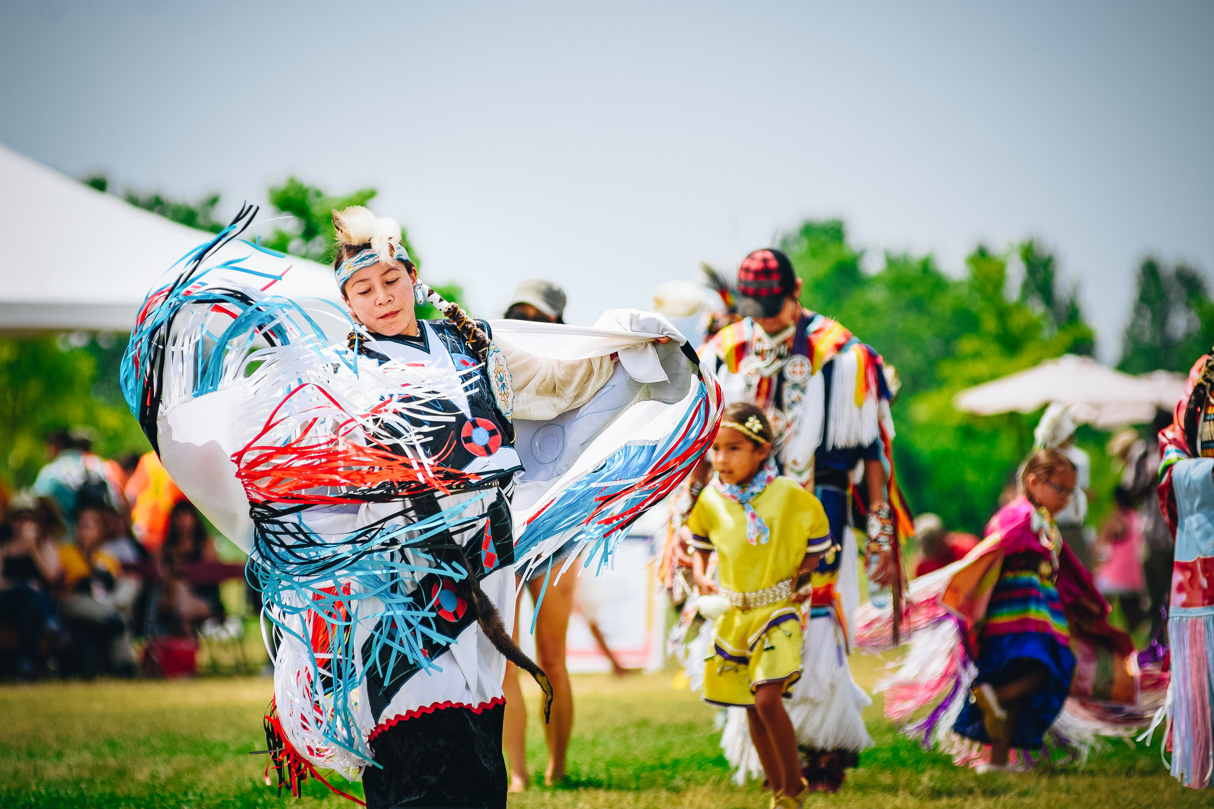 Masters Indigenous Games Pow Wow