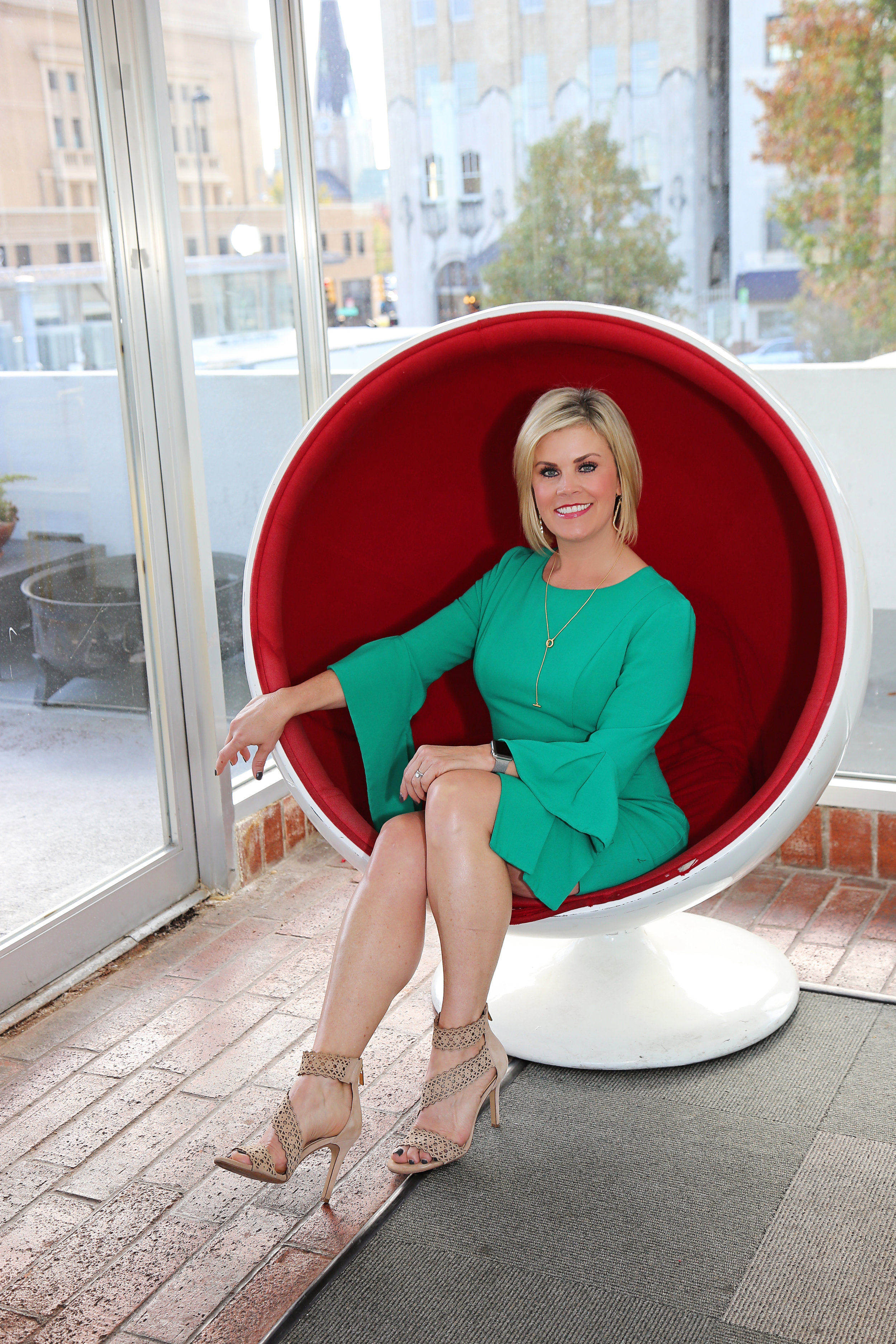 Heather Berryhill, President and CEO of Chatter Marketing, Inc.