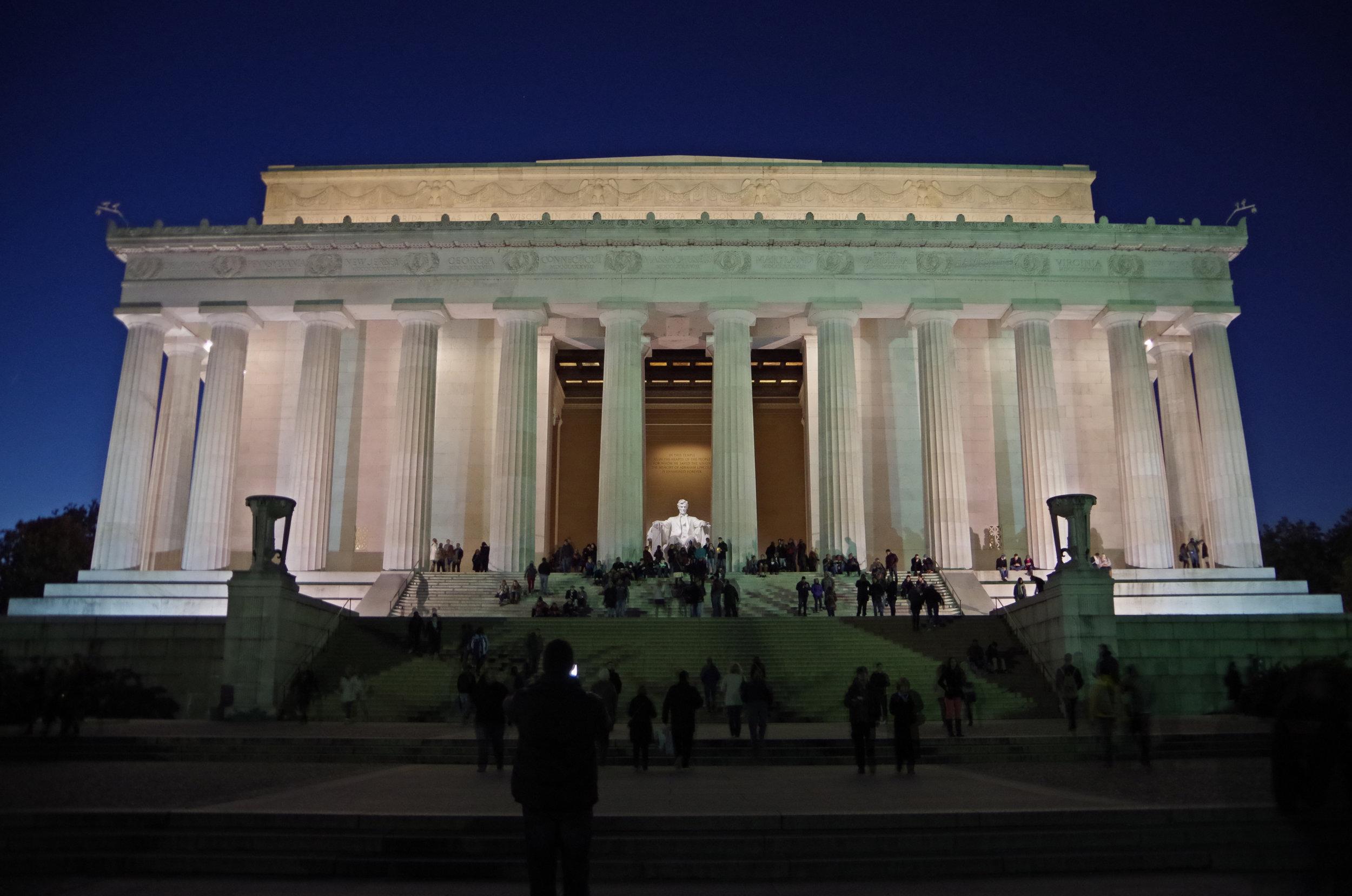 November 22, 2014 in Washington, DC
