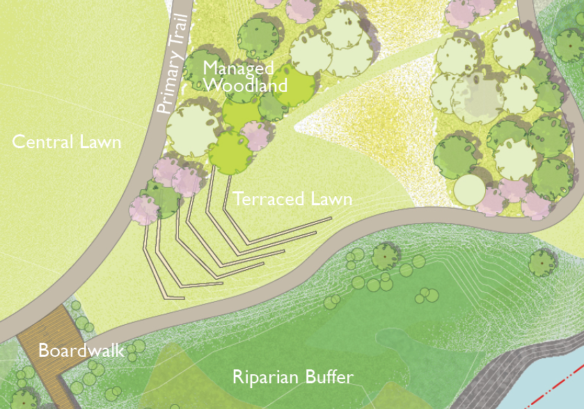 A NEW RIVERFRONT PARK FOR BRIDESBURG