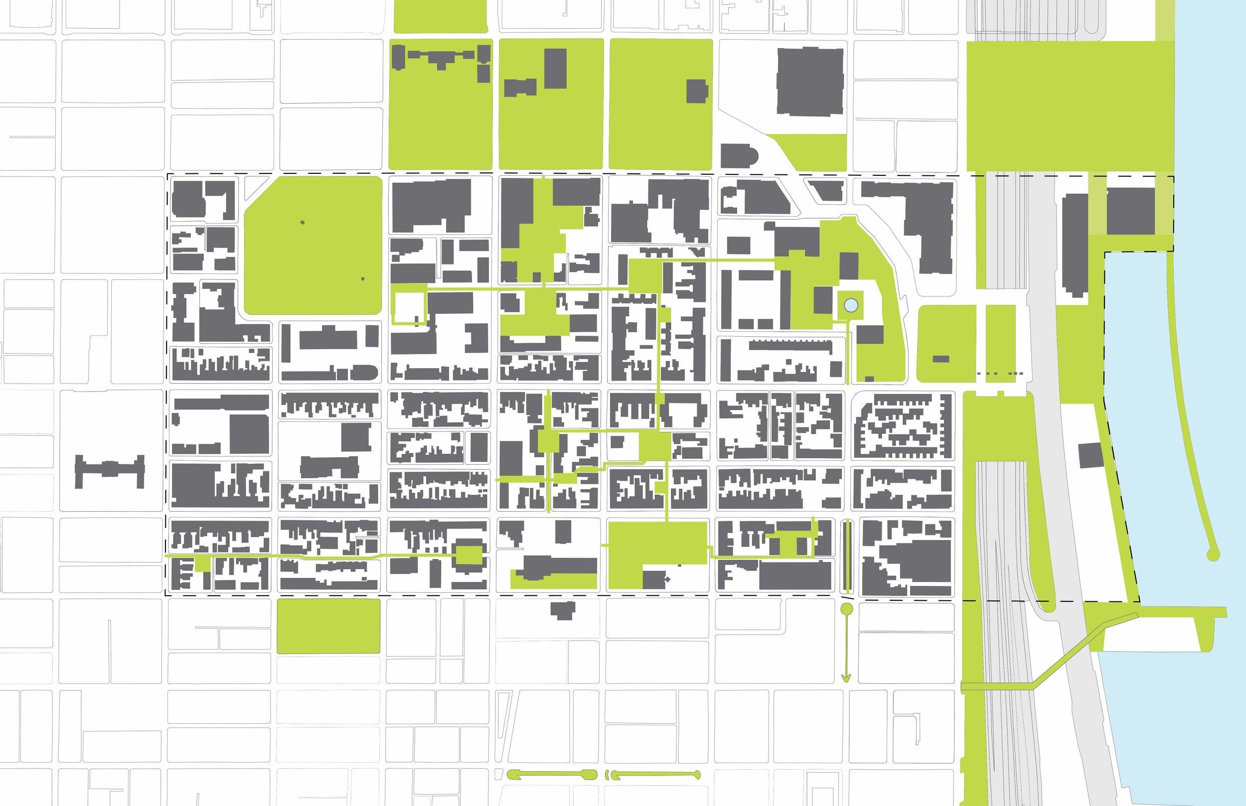 Existing Urban Fabric