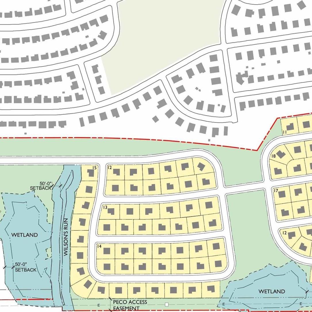 Residential Site Planning for Somerton