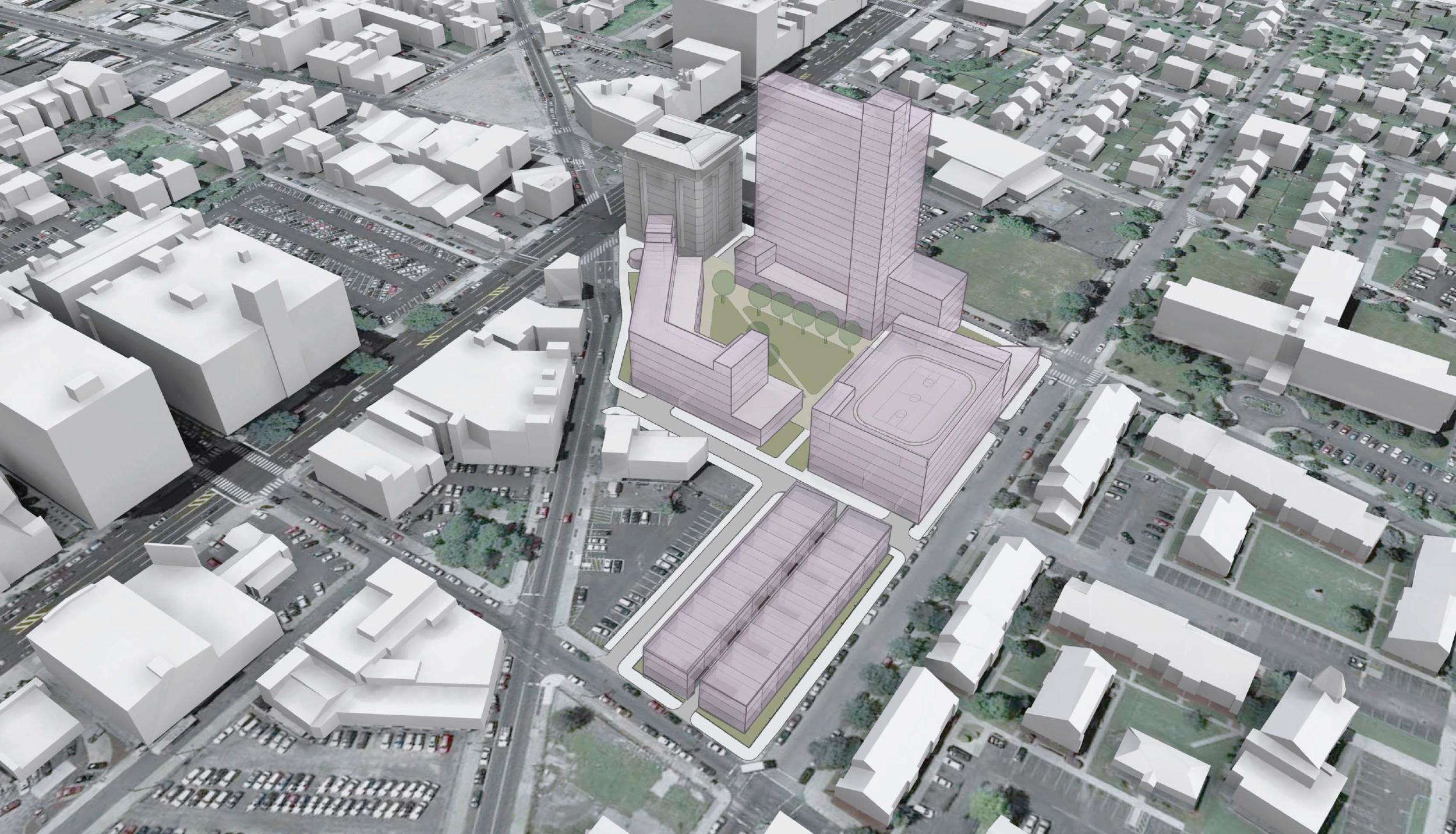 Divine Lorraine Hotel and Land Development Proposal