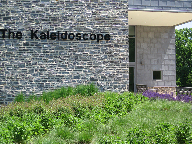 Kaleidescope Landscape Ursinus College