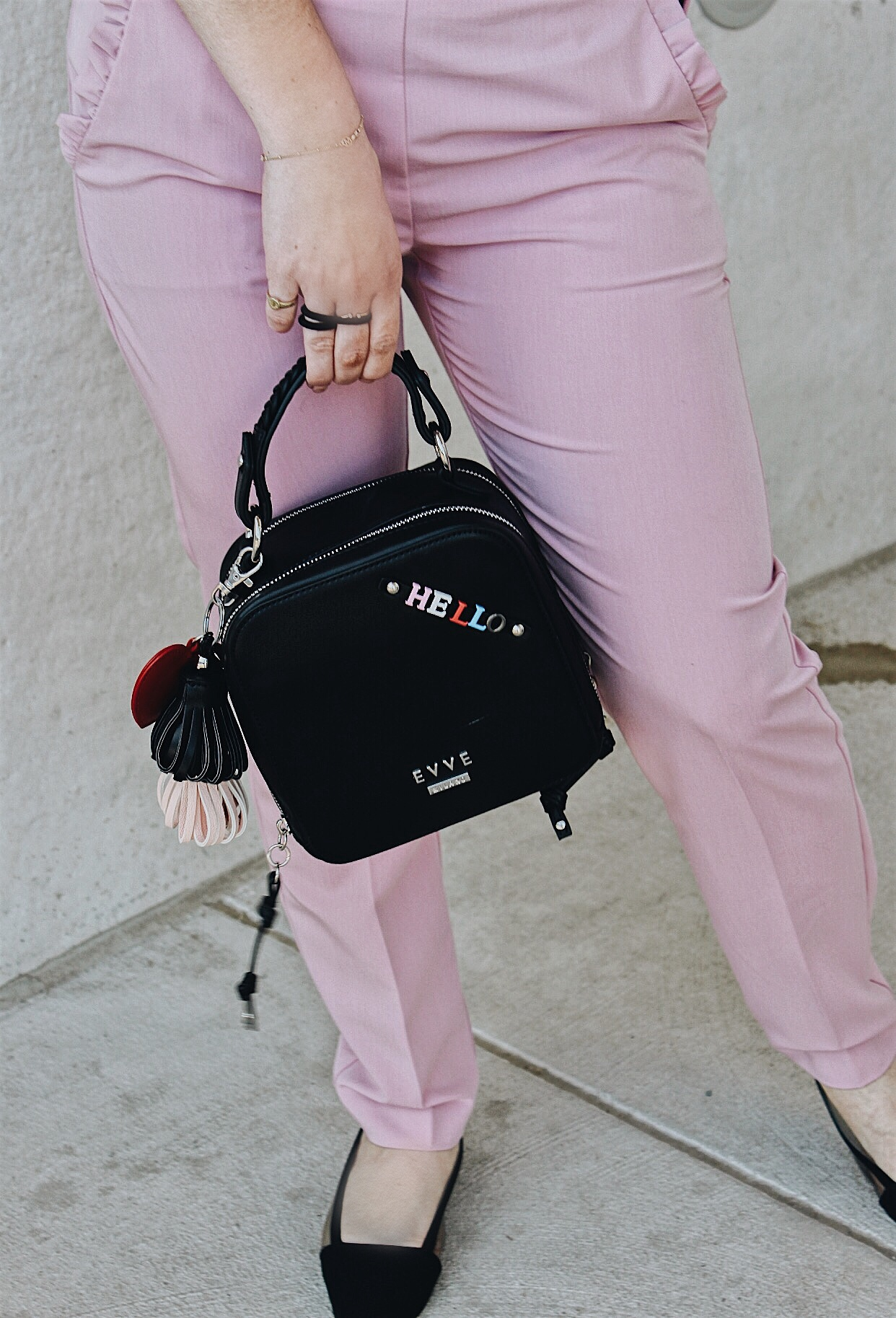 Box Bag Trend - Evve Milano Bag