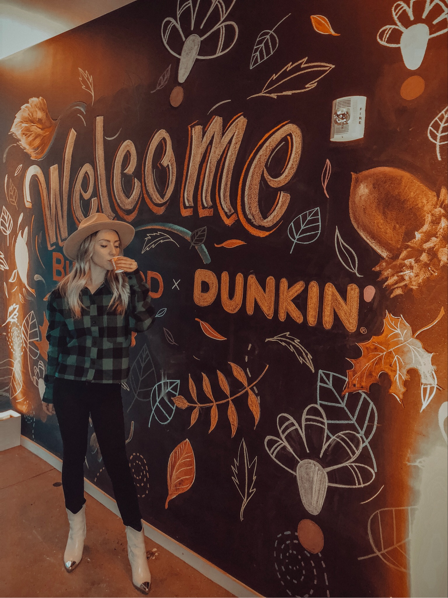 Friendsgiving with Dunkin!  -