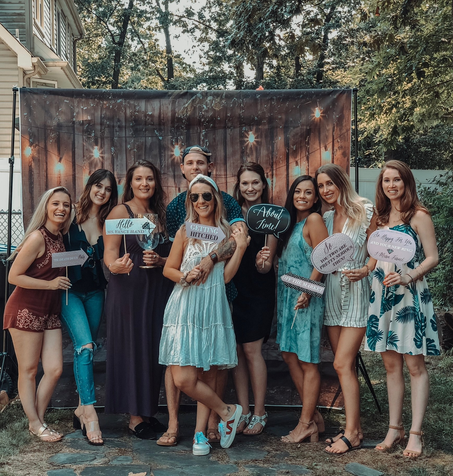 Honestly Hitched: Our Wedding Party
