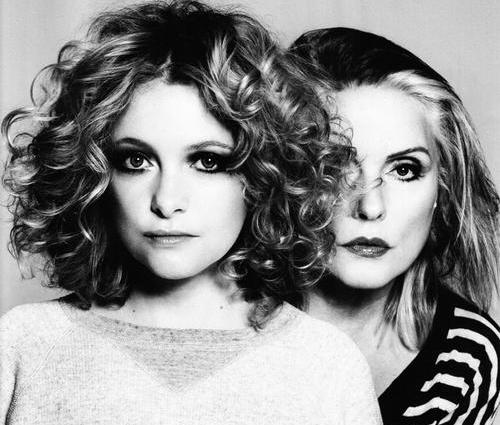 Allison Goldfrapp & Blondie for Rolling Stone Magazine