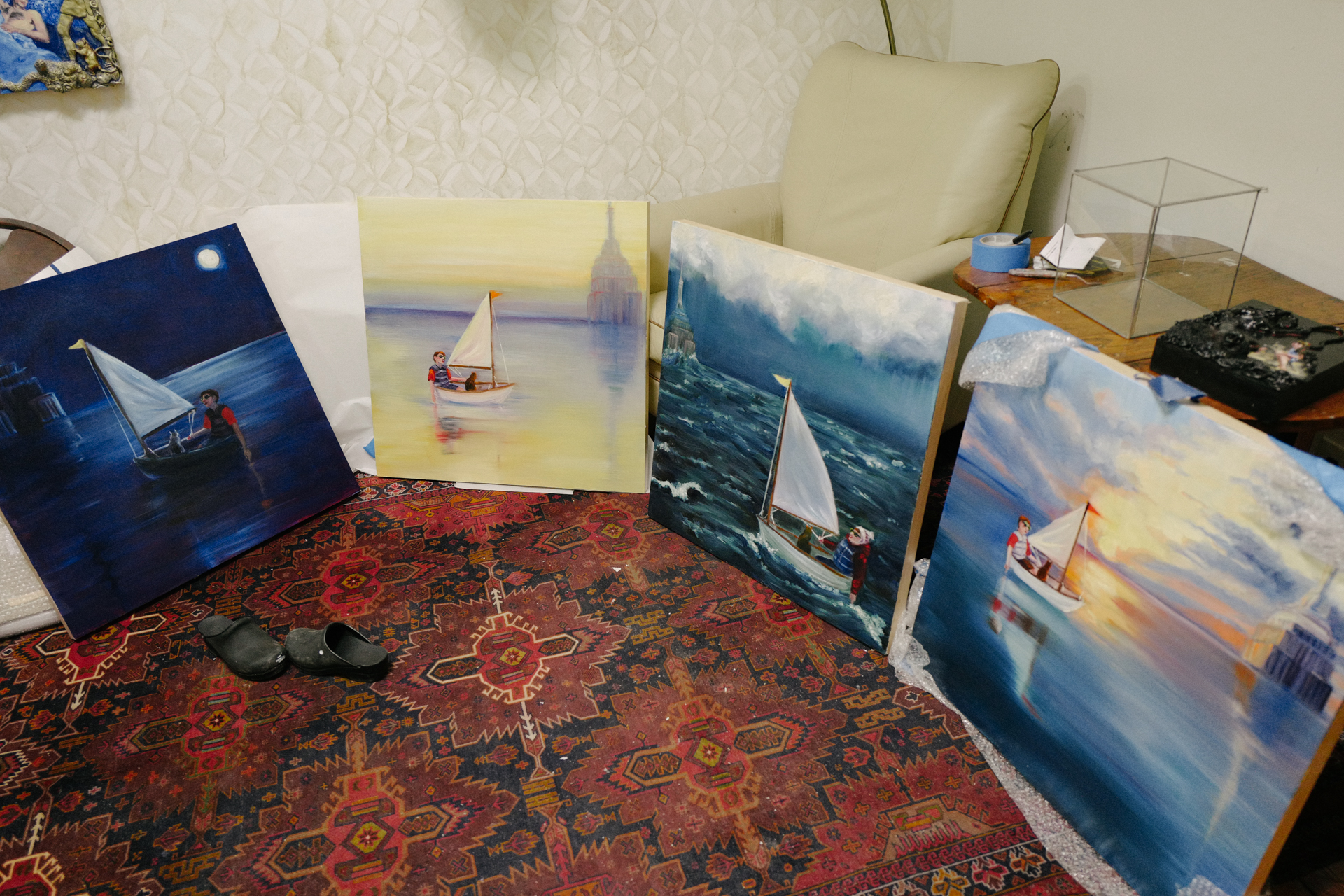 Series  At Sea  (2013)