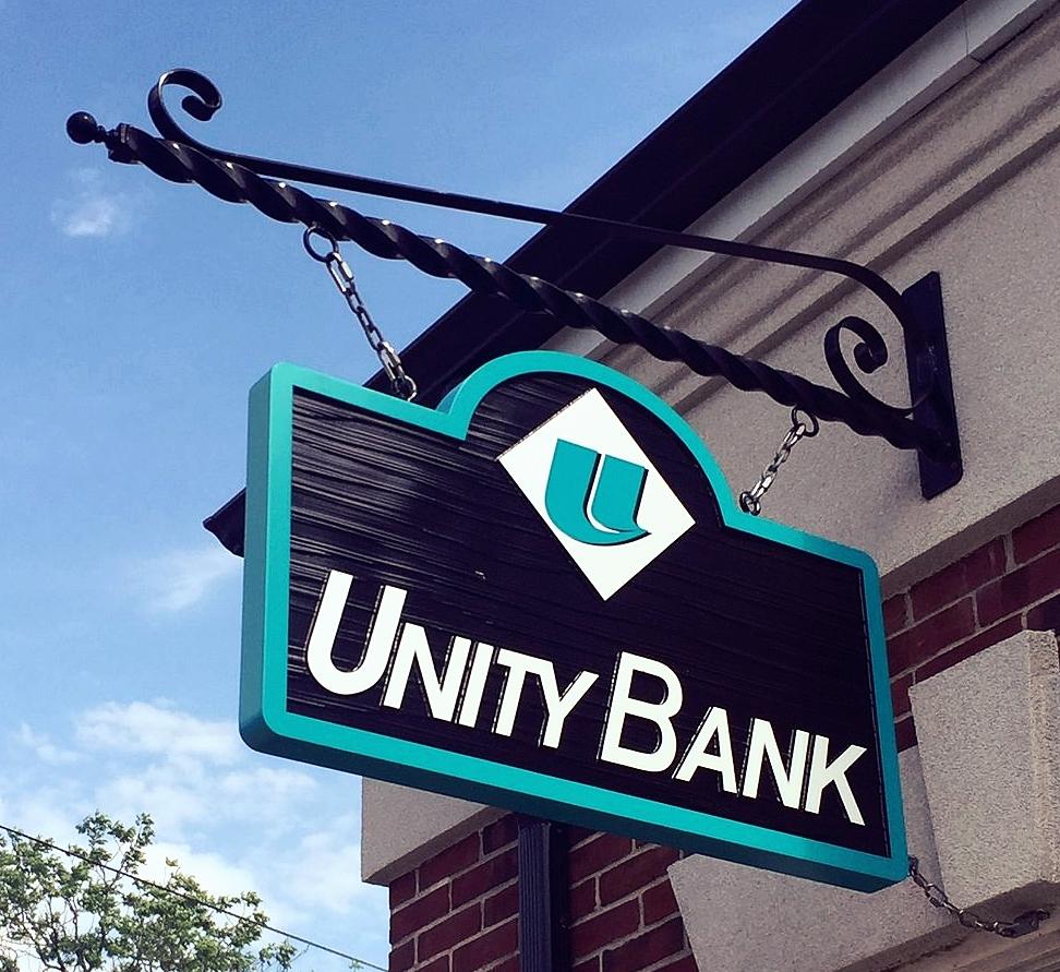 Blade Sign at Unity Bank