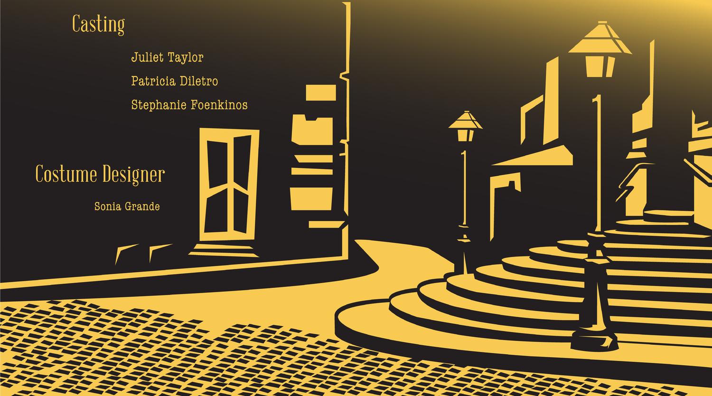 Midnight In Paris Dryden Designs