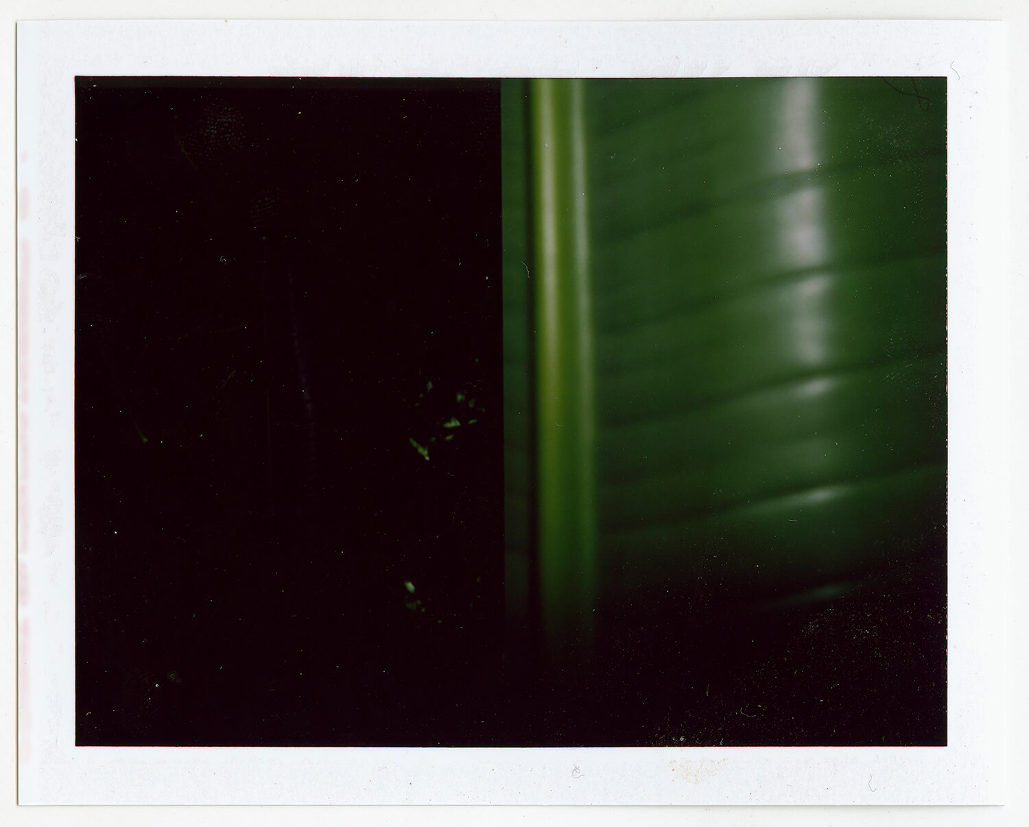 I.D.059, The Polaroid Revolutionary Workers, 2013, Polaroid Picture, 107mm x 86mm
