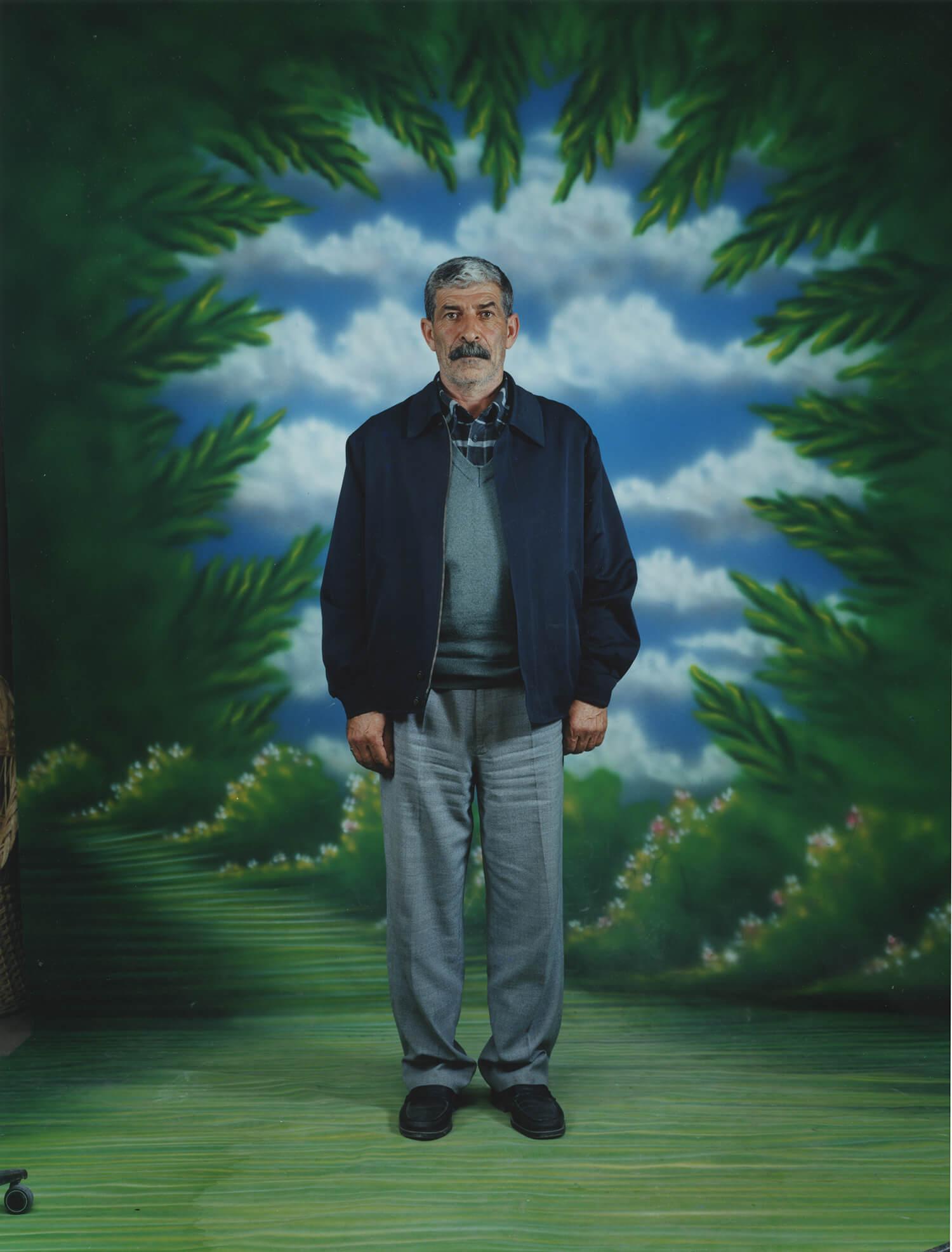 Cizre, Kurdistan, C-type print, 16 x 20 inches, 2003