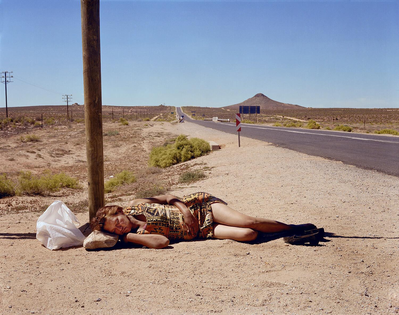 Jennifer Van Der Heever, S.Africa (c-type print, 30x40-, 2004)
