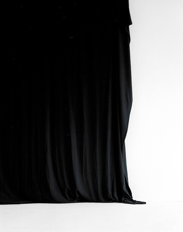 Heidi Klum, Volvo, American Landscapes, 2009, C-type print, 48-x60-