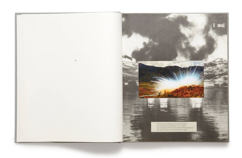 Plate 6, War Primer 2, Adam Broomberg & Oliver Chanarin, 2011, hardback book (MACK)