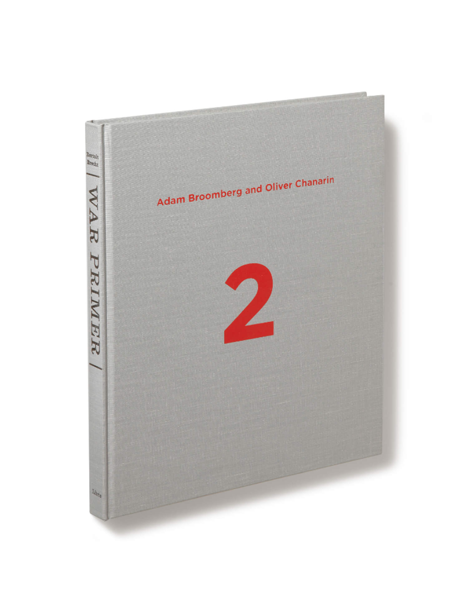 War Primer 2, Adam Broomberg & Oliver Chanarin, 2011, hardback book (MACK)