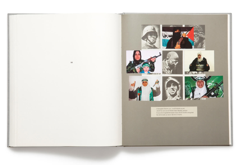 Plate 80, War Primer 2, Adam Broomberg & Oliver Chanarin, 2011, hardback book (MACK)