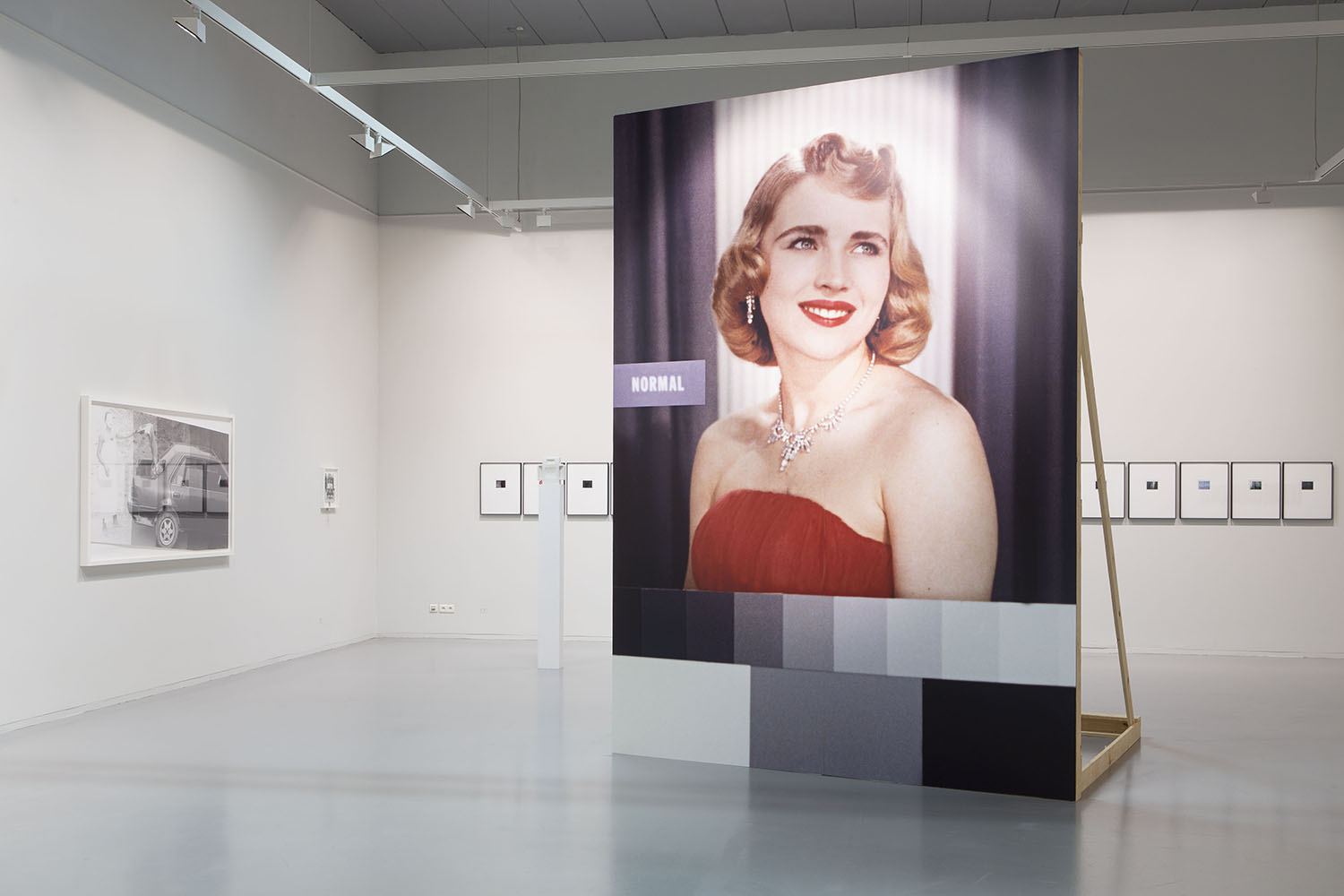Everything Was Beautiful and Nothing Hurt, Installation View, FoMu, Antwerp, 2014