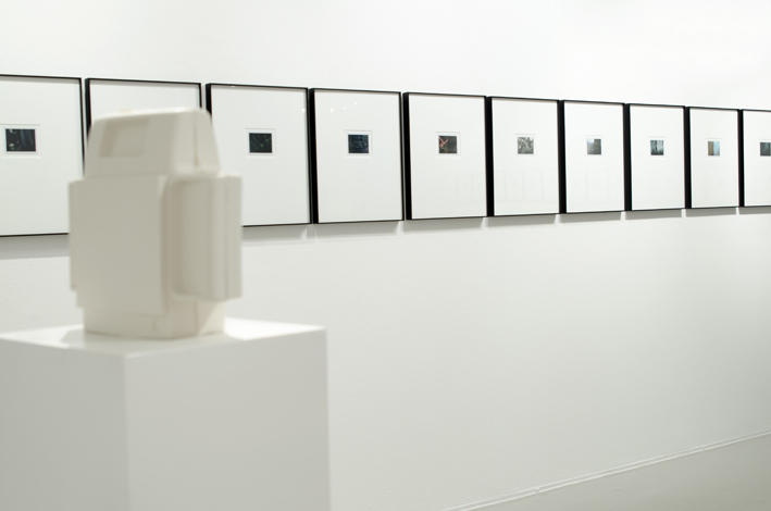 The Polaroid Revolutionary Workers Movement, Goodman Gallery, Installation View, 2013