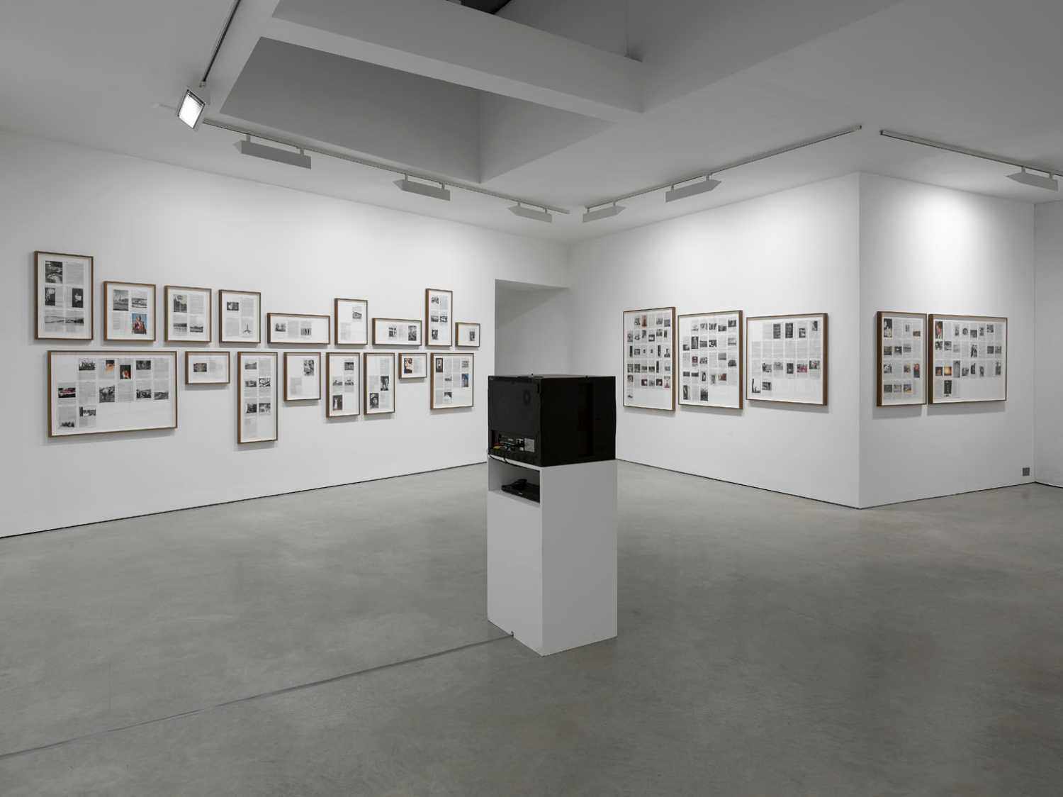 Cross Section of a Revolution, Lisson Gallery, London, Installation View, 2015, Image © Lisson Gallery, London