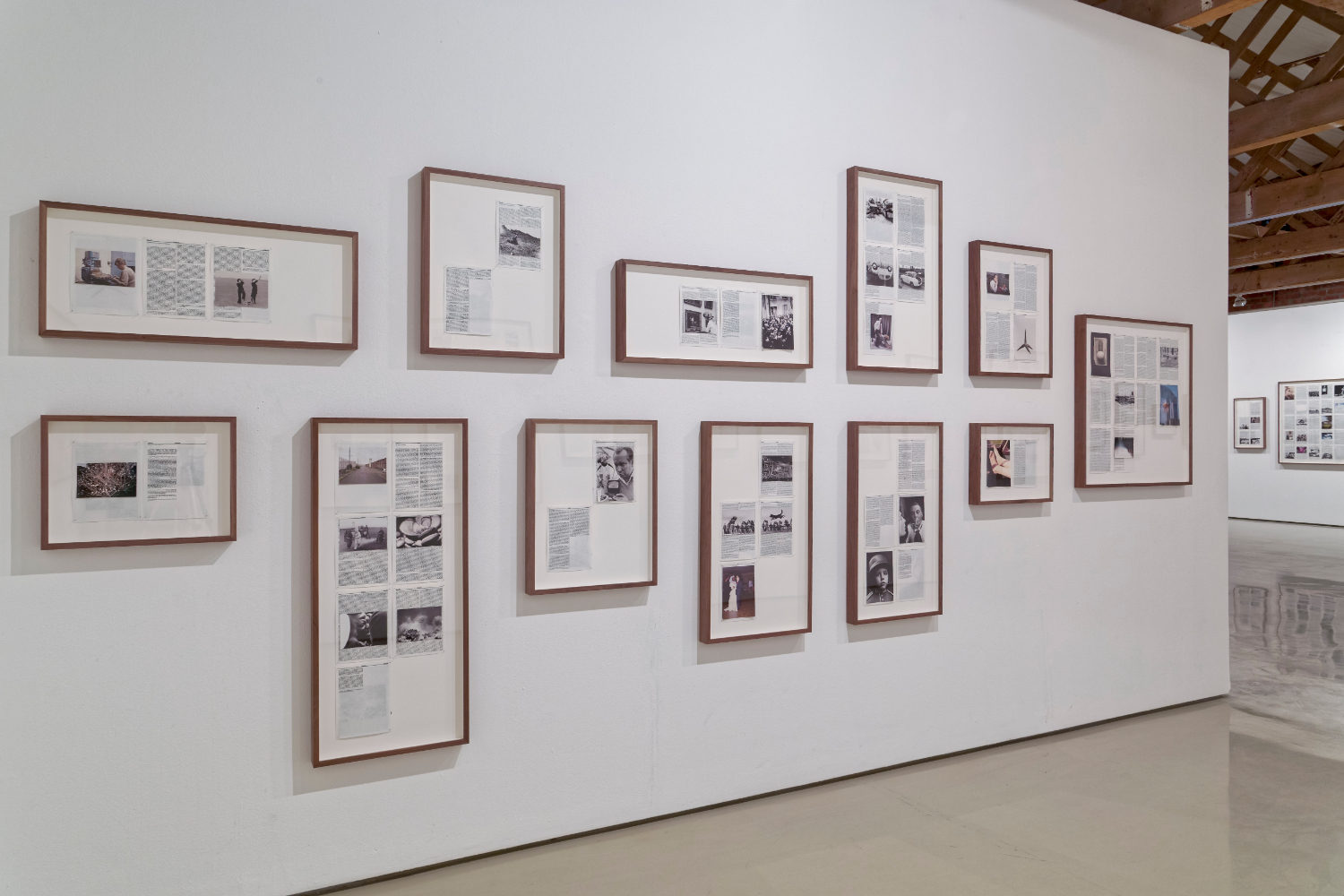 Divine Violence, Goodman Gallery, Cape Town, Installation View, 2015, Image © Goodman Gallery