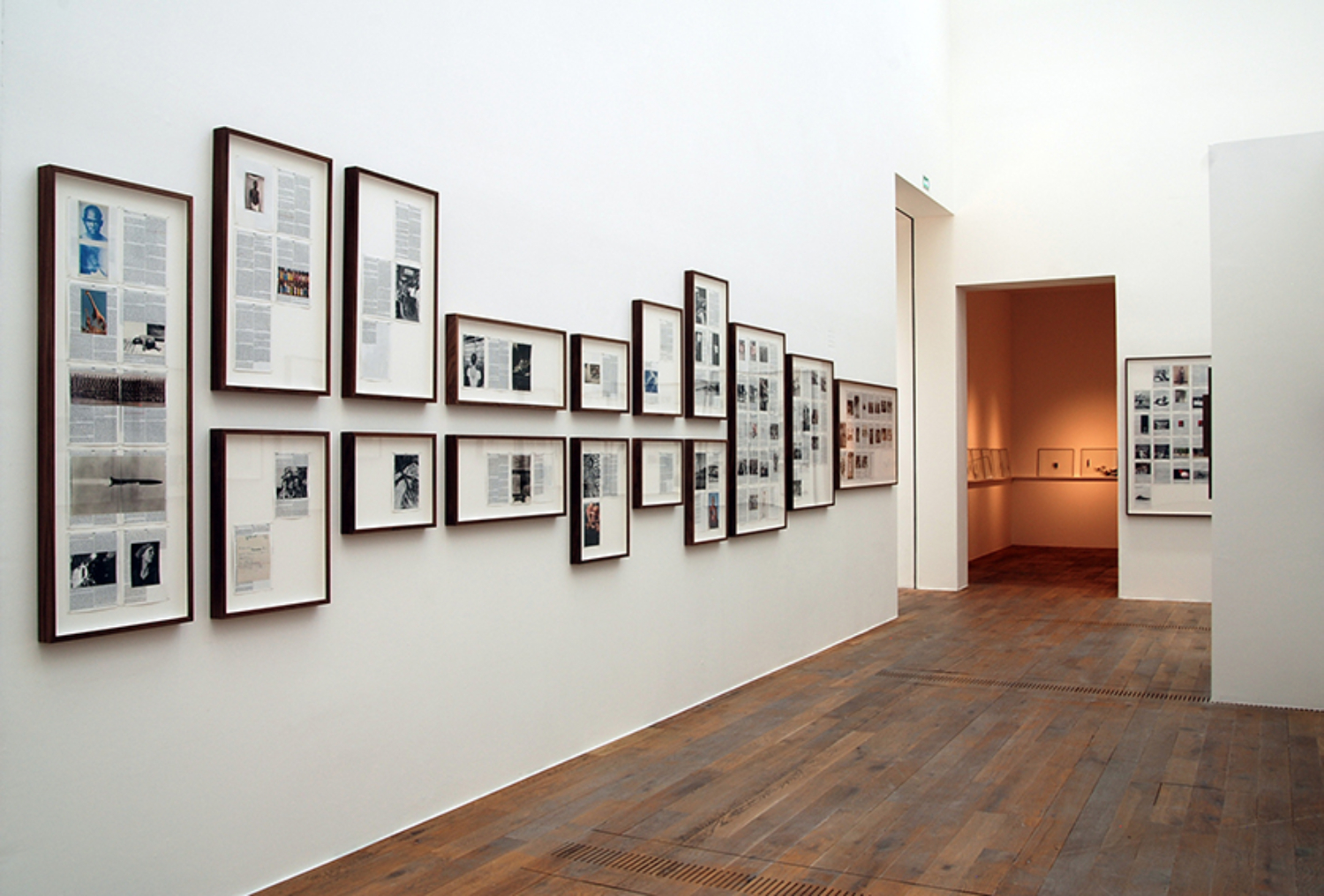 Divine Violence, MOSTYN, Wales, Installation View, 2014, Image © The Artists