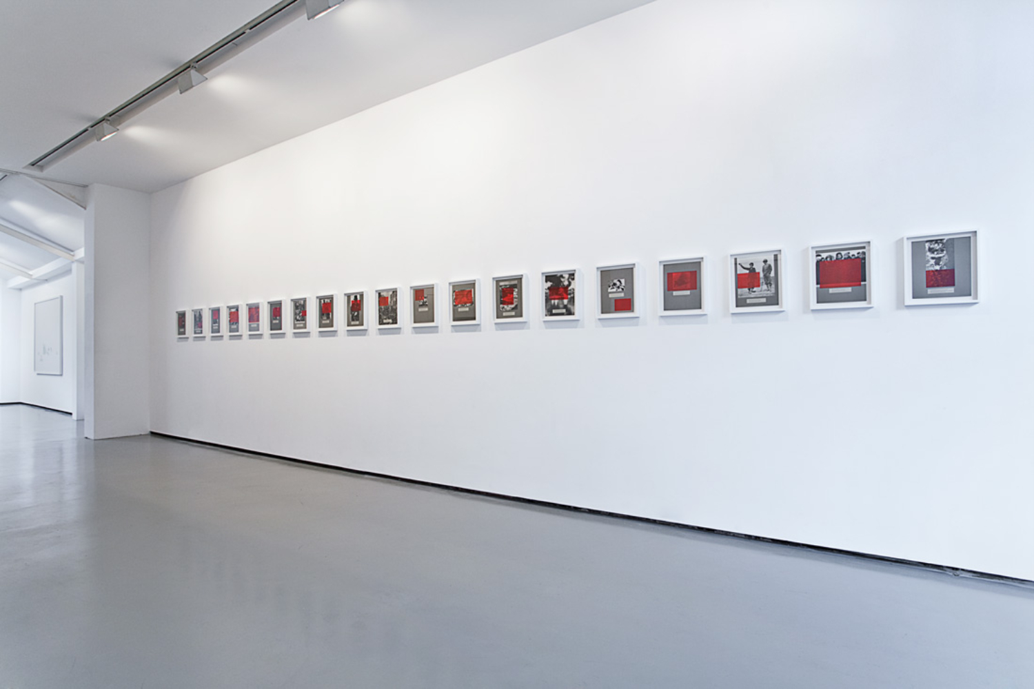 Poor Monuments, 2011, Installation View