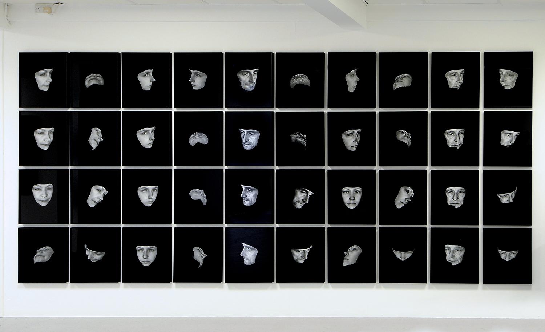 Adam Broomberg & Oliver Chanarin,  Spirit is a Bone,  2013 © Broomberg & Chanarin 2015. Installation View:  British Art Show 8, 2015-17,  John Hansard Gallery, 2016-17. Photo © Steve Shrimpton