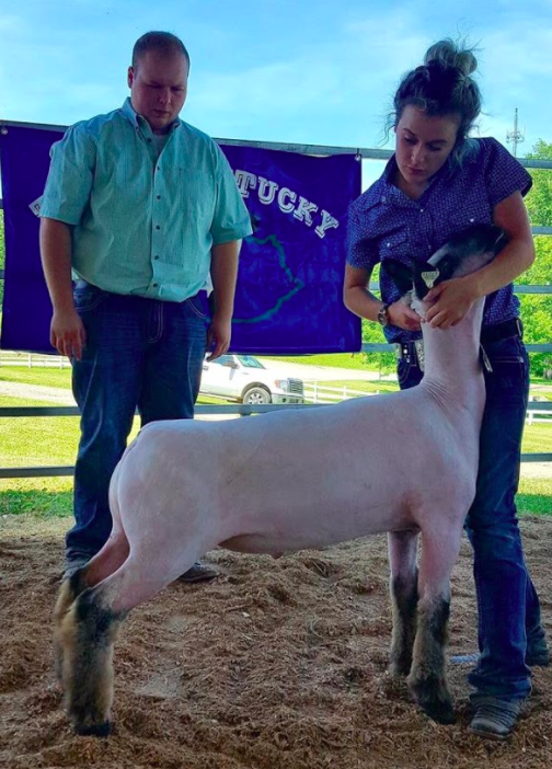 McKenzie Doyle - Res. Champ. Crossbred | Top of KY | KY