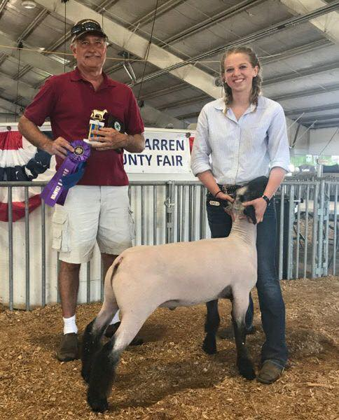 Ashley Yockey - Champion Division 1 | Warren Co. | OH
