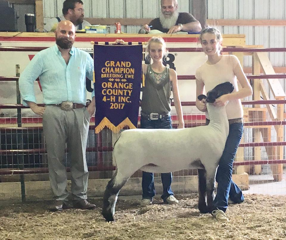 Kami Titus - Grand Champion | Orange Co. Open | IL