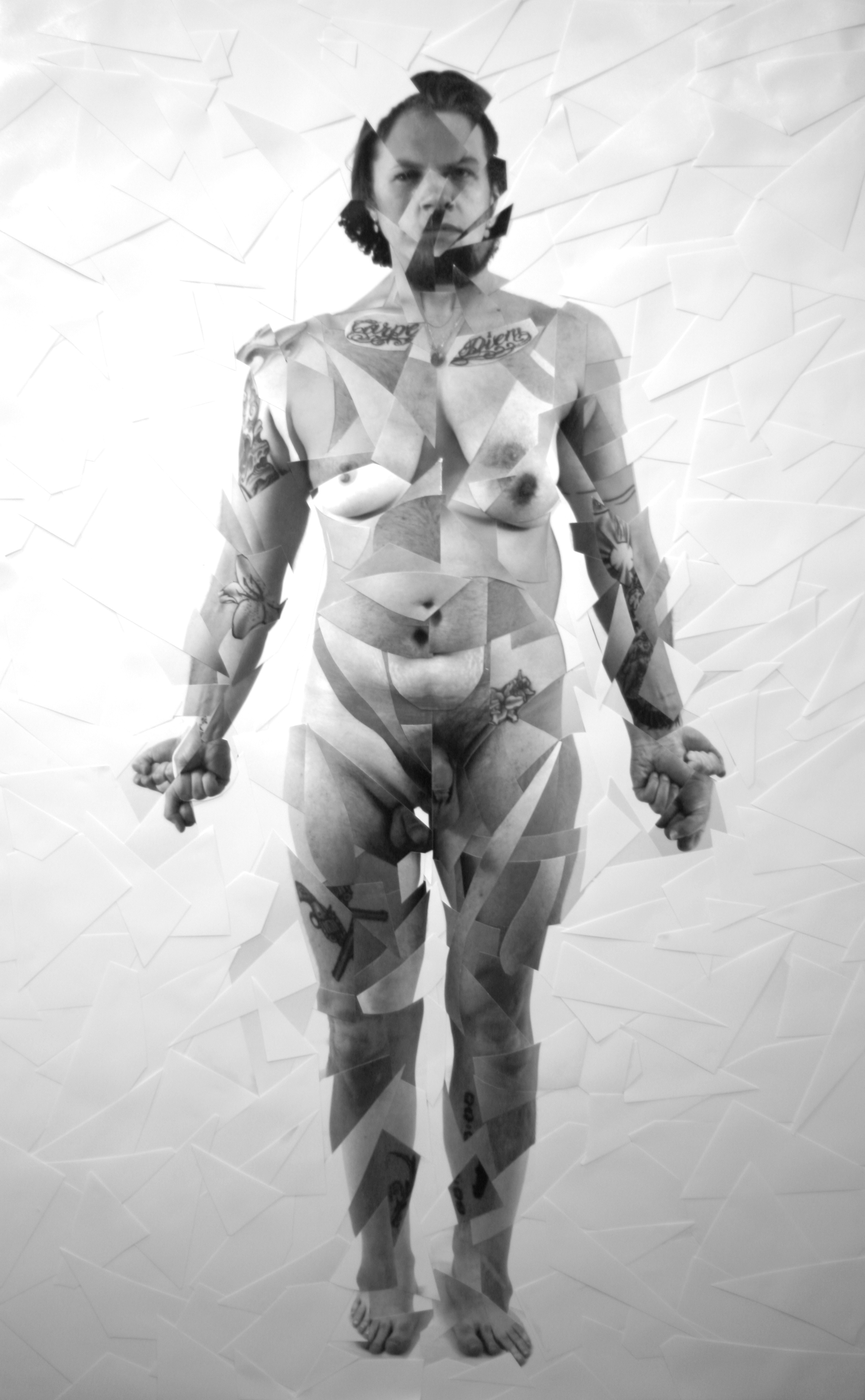 The Flayed Man (Front)