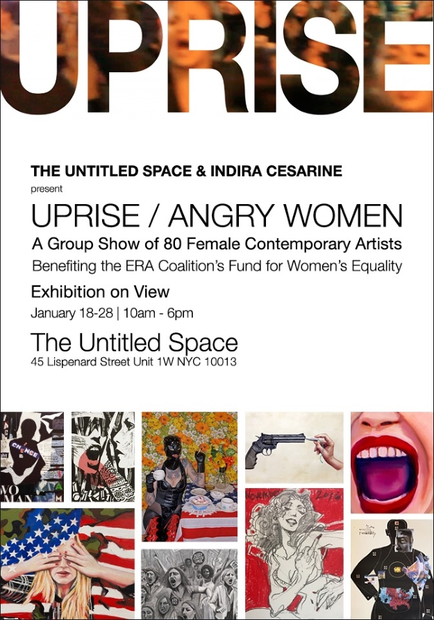 UPRISE / ANGRY WOMEN