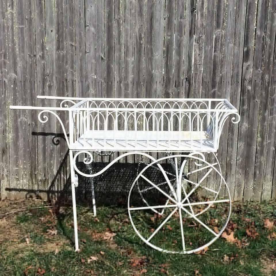 Arlene Garden Cart