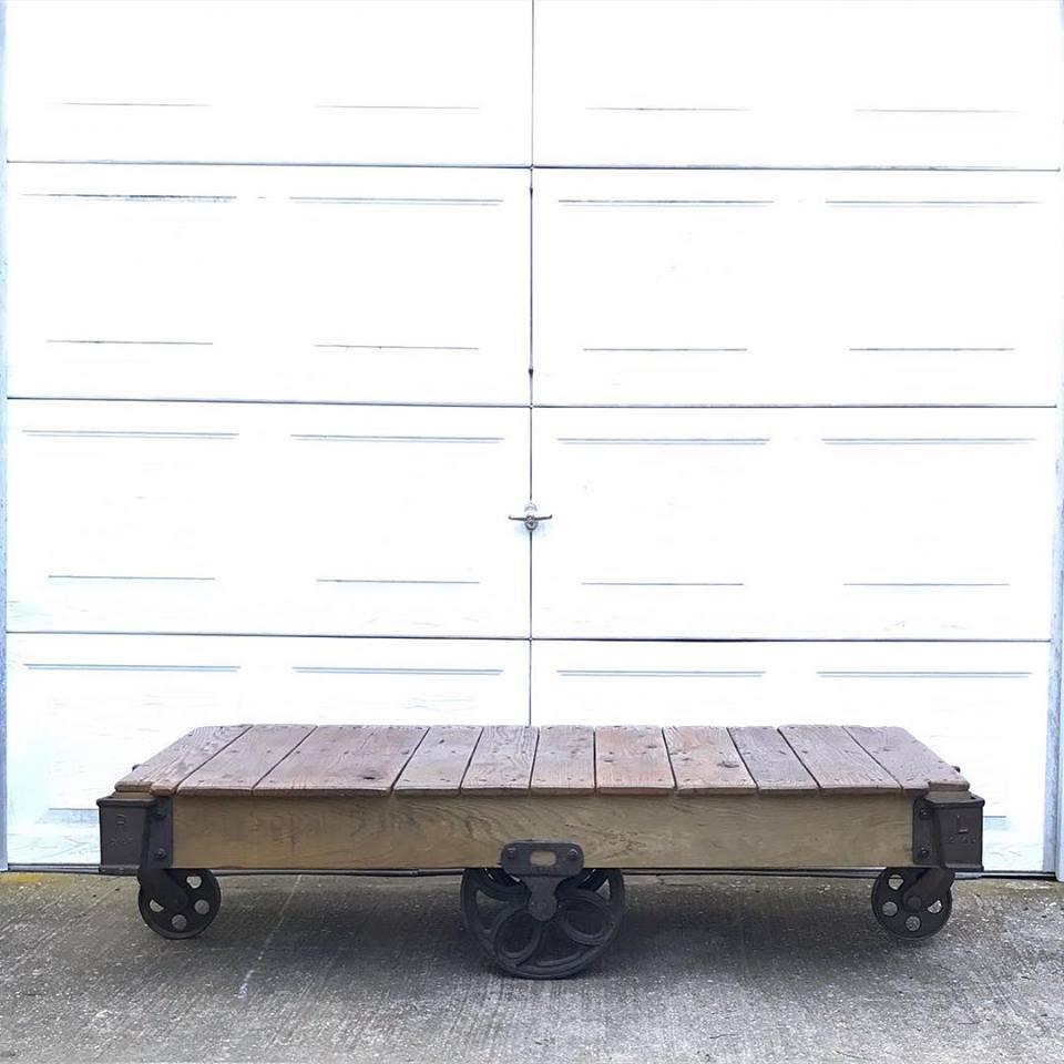 Railroad Cart
