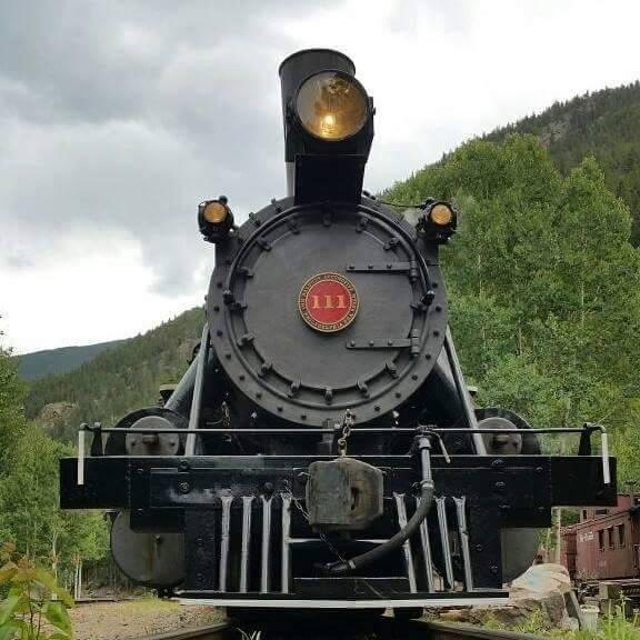 Steam engine #111