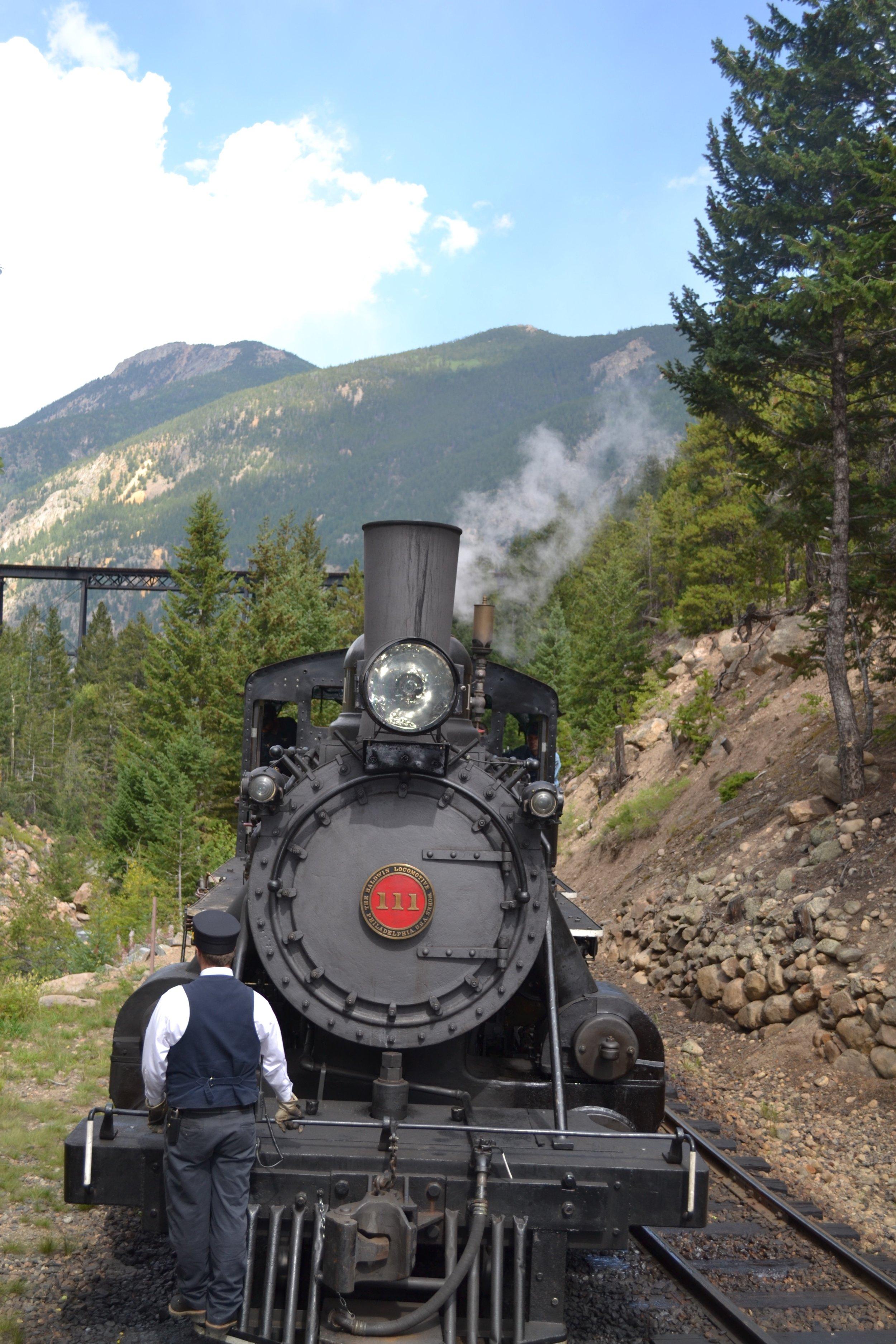 FAQS — Georgetown Loop Railroad®