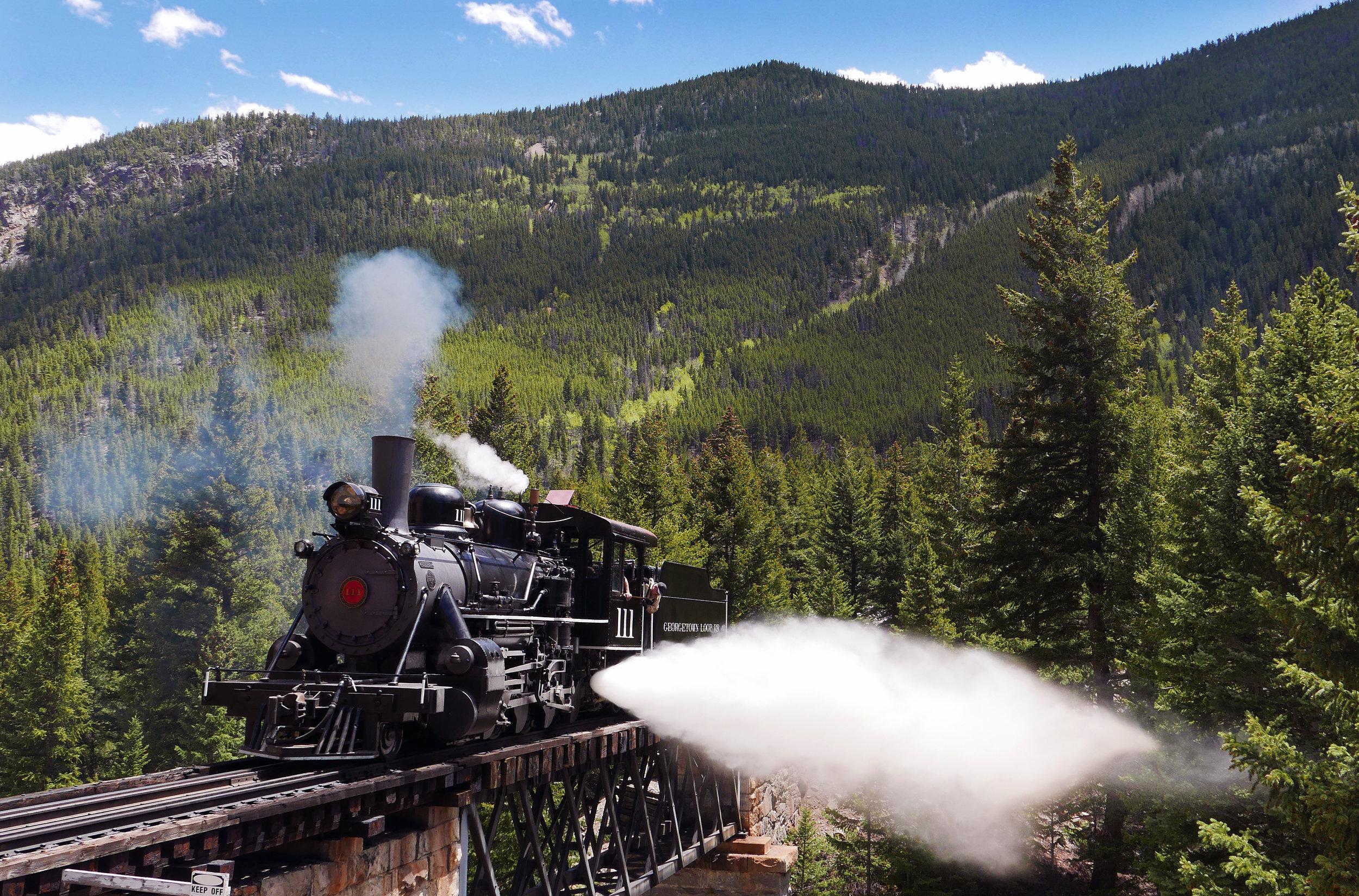 Georgetown Loop Railroad®Georgetown Loop Railroad