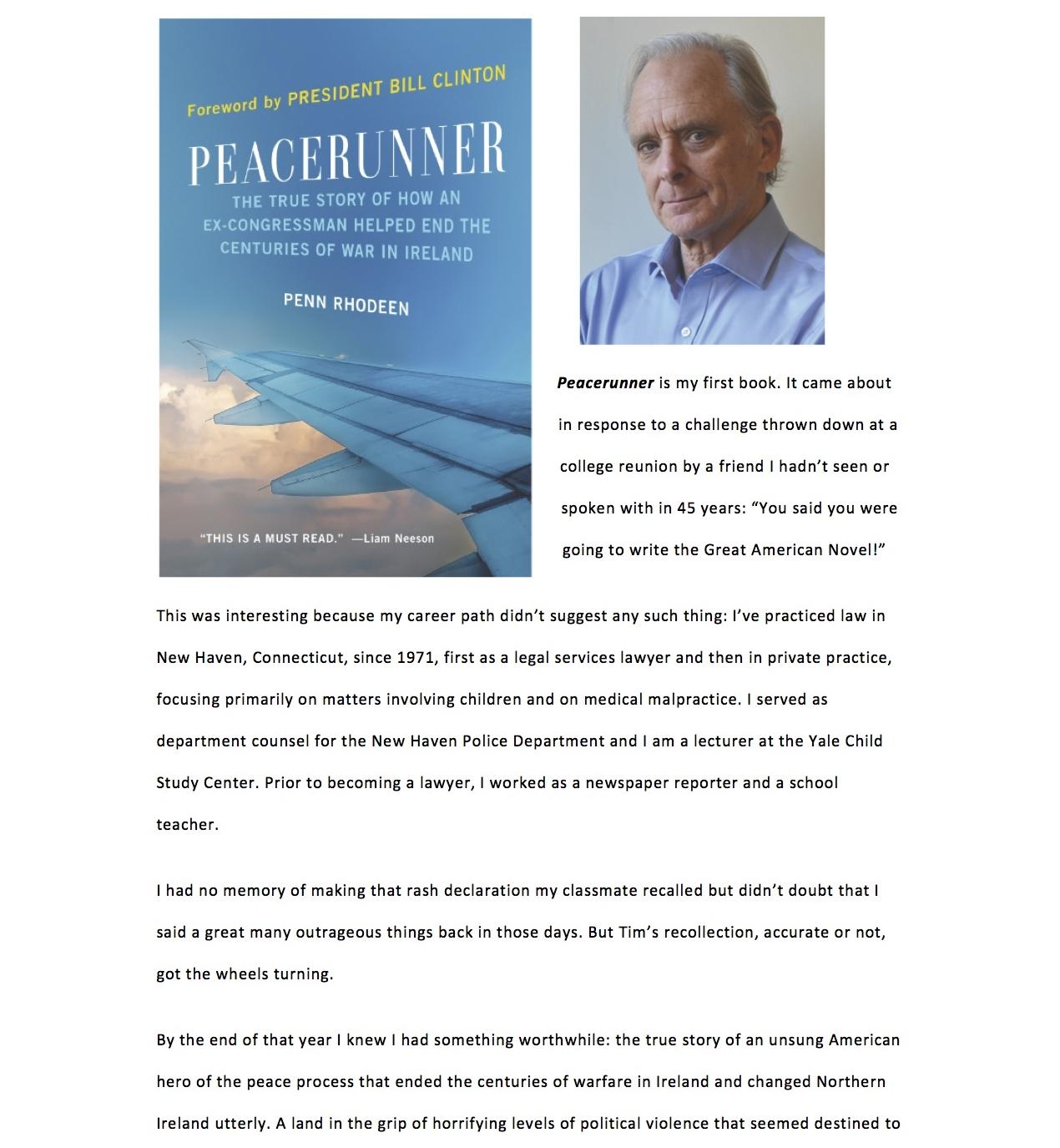 Peacerunneris my first book.jpg